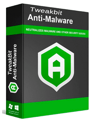 TweakBit Anti-Malware Box Imagen