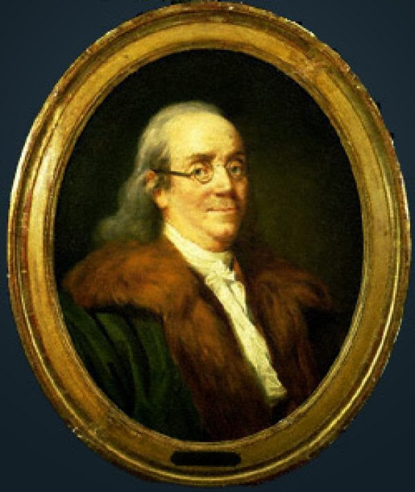 Benjamin franklin essays