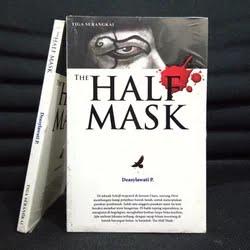 Novel The Half Mask