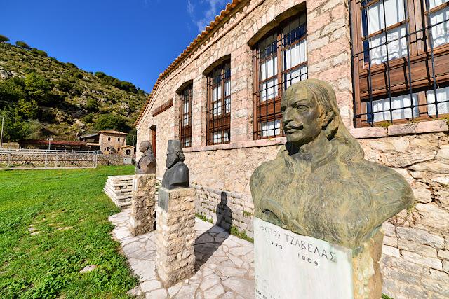 Θεσπρωτία: Ν. Κουτσονίκας - Ο απόγονος της ένδοξης φάρας των Σουλιωτών, που ζωντανεύει την ιδέα τους