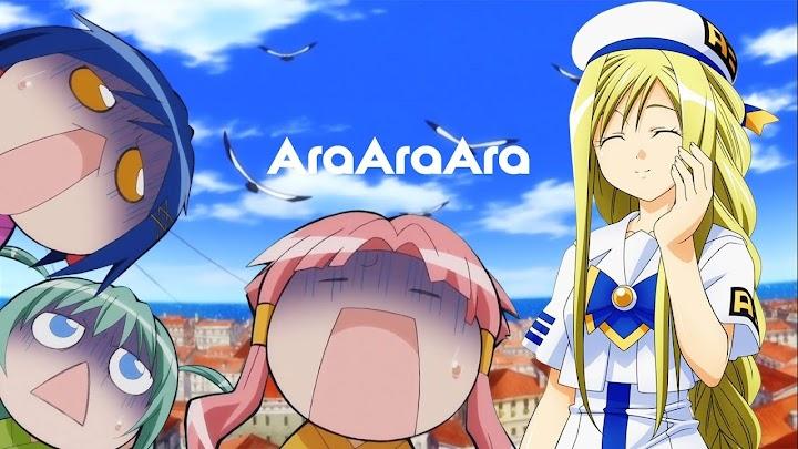 Aria The Origination (Episode 01 - 13) Batch Subtitle Indonesia