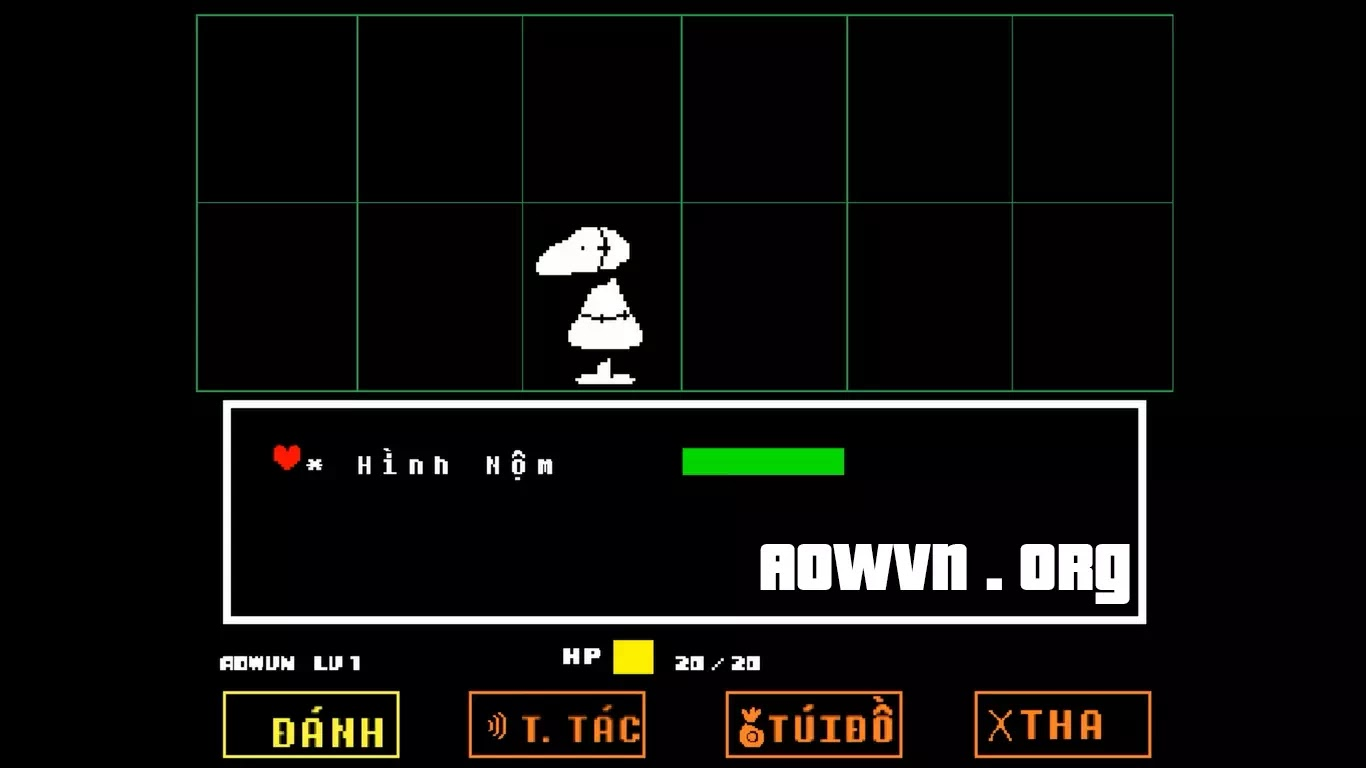 game undertale viet hoa cho android va pc aowvn%2B%25284%2529 - [ UPDATE ] Game Undertale Việt Hóa | Android & PC - Siêu Phẩm tuyệt hay