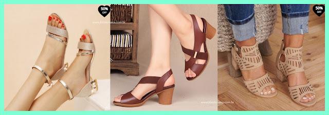 Sandalias Verão da Shoessee