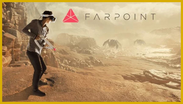 تحميل لعبة Farpoint