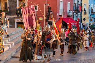 Desfile Cuenca Histórica 2016