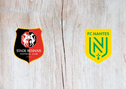 Rennes vs Nantes -Highlights 31 January 2020