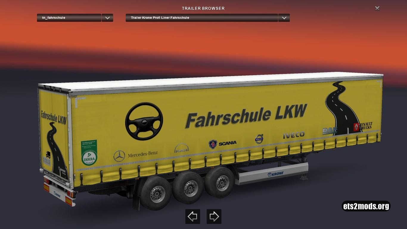 Combo Pack Fahrschule LKW