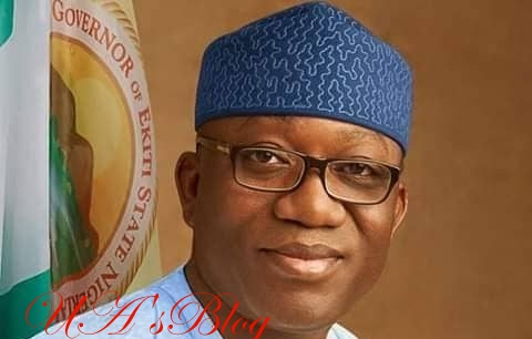 Fayemi to FG: Ban imported 'Aso-Oke' to revive textile industry