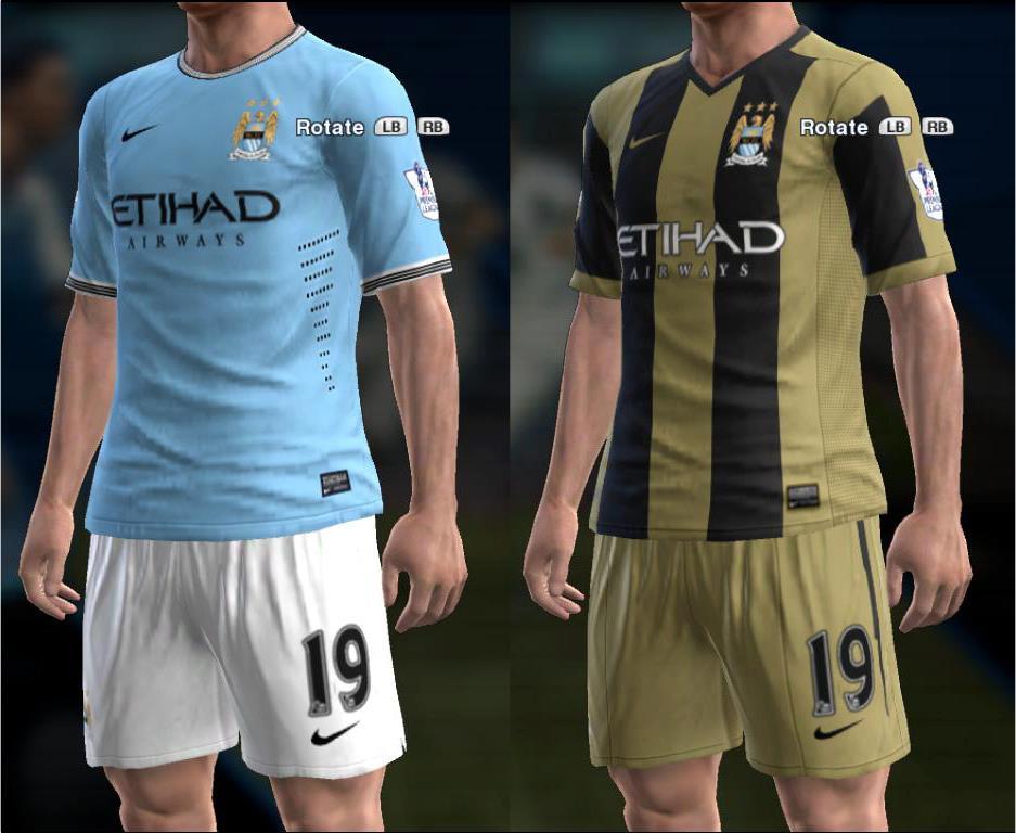 Download Fantasy Kits Manchester City