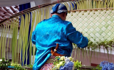 Janur Dalam Tradisi Pernikahan Jawa