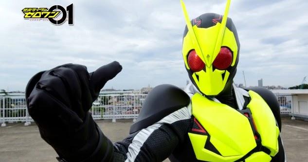 Tokutube Kamen Rider Zero One Episódio 01