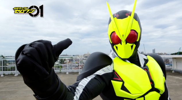 Tokutube - Kamen Rider Zero-One Episódio 02