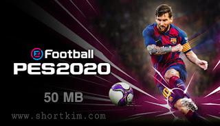 تحميل  لعبة بيس PES 11 MOD PES 2020 للاندرويد (لا تحتاح فك الضغط)
