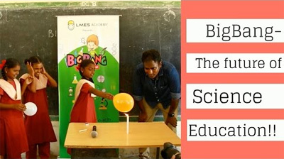 BigBang – The future of Science Education