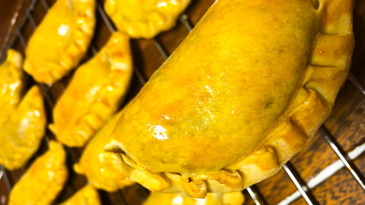 Receita de empanadas defumadas