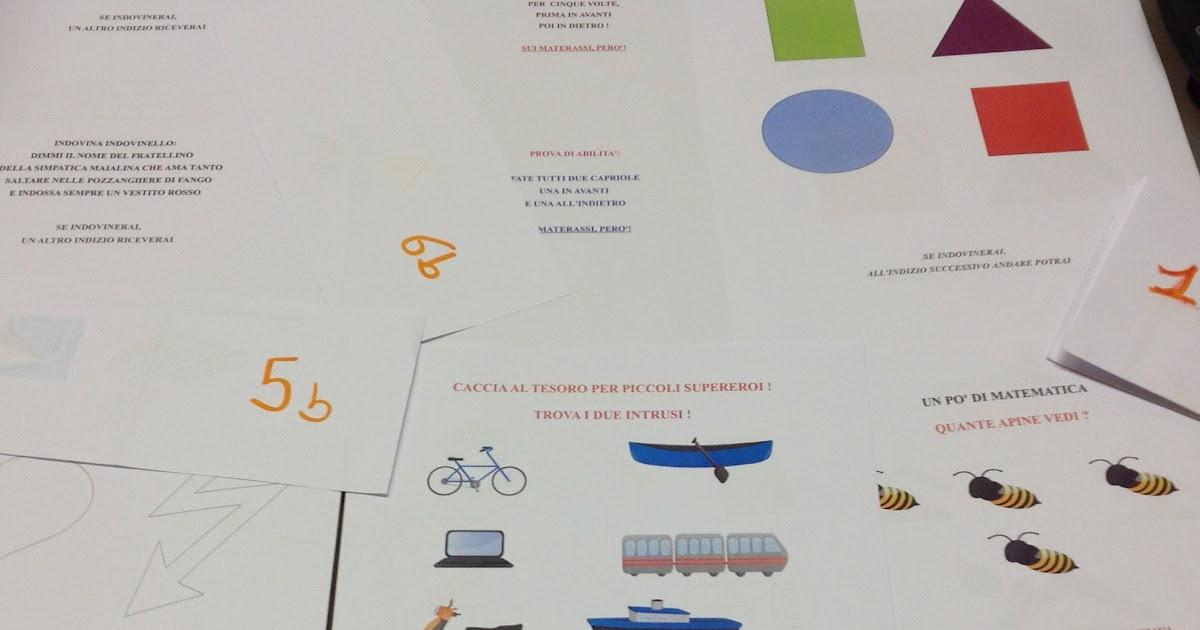 Caccia Al Tesoro Bambini 5 6 Anni : Mammavvocato caccia al tesoro per bambini di anni con pdf