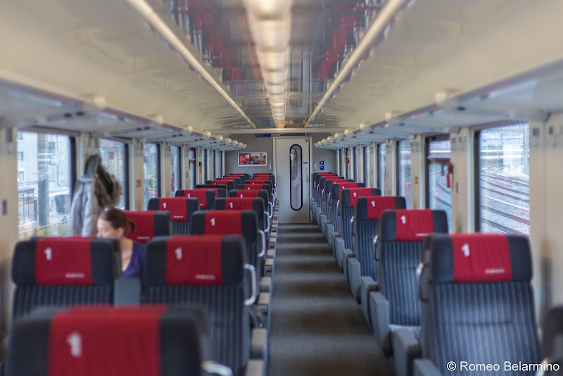 First Class Train Car 5 Reasons Why You'll Want the Swiss Travel Pass