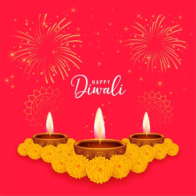 Happy Deepavali 2020 | Koleksi Gambar dan Ucapan