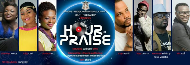 Praise to Resound At The PIC Youth Fellowship HOUR of PRAISE Concert