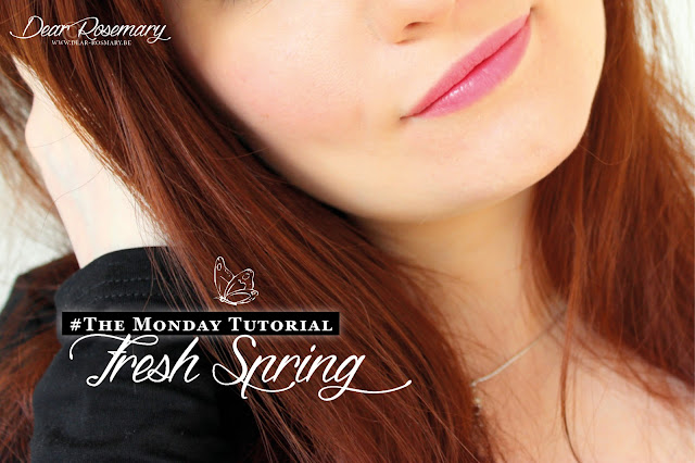 12# The Monday Tutorial : Fresh Spring !