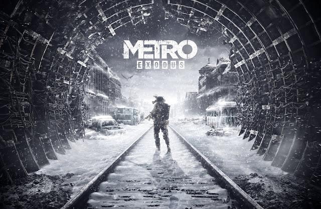 Metro Exodus %100 Türkçe Yama