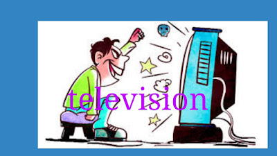 Effect of television image