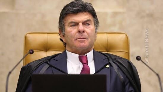 cnj voto fux disciplinas concurso magistratura