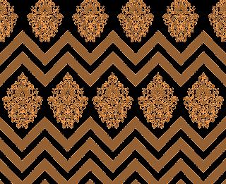 Damask-textile-motif