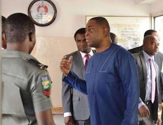Femi Fani-Kayode remanded in EFCC custody