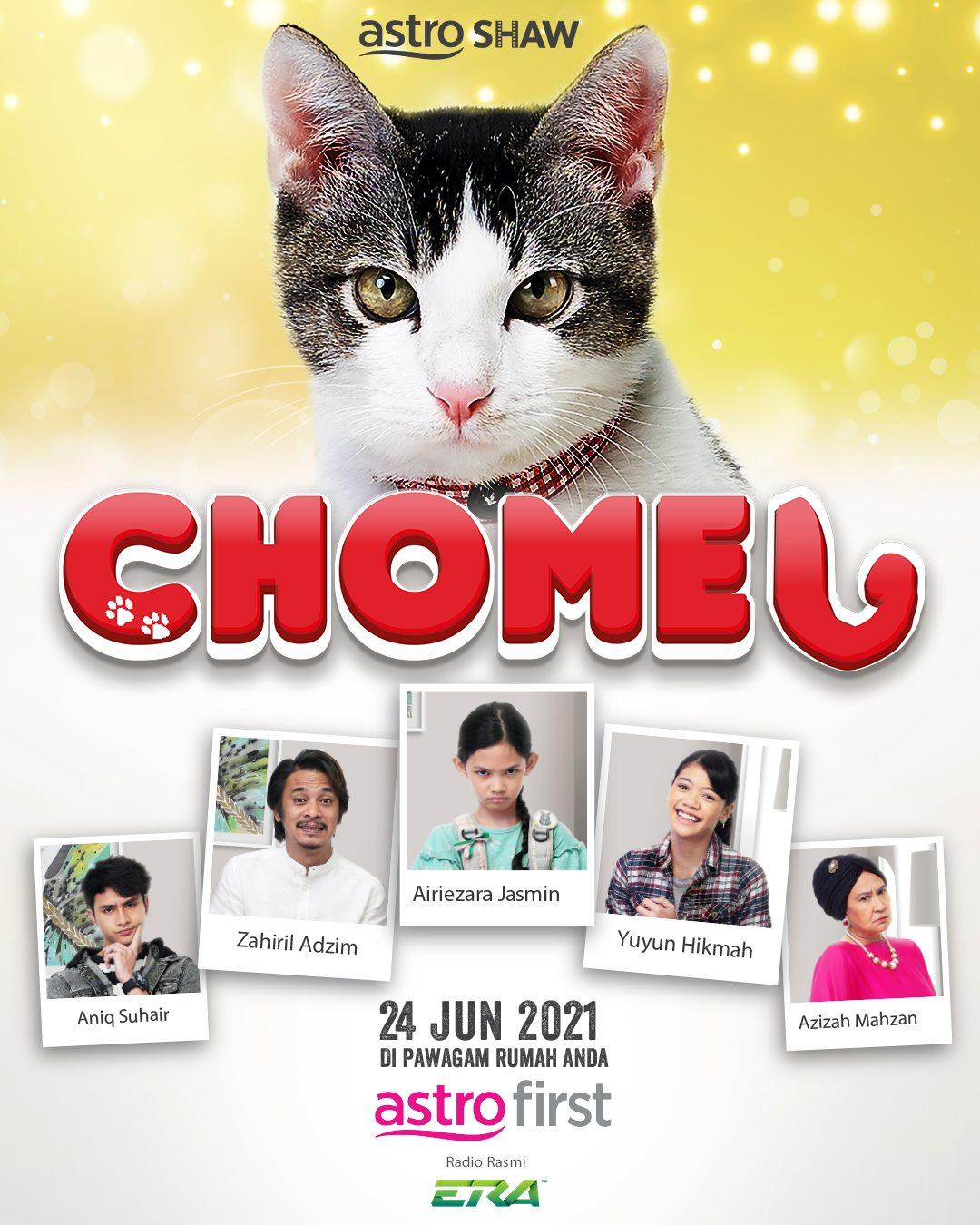 Filem Chomel Astro First 480