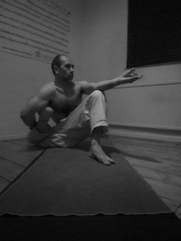 after ashtanga vinyasa krama yogaat home  first time