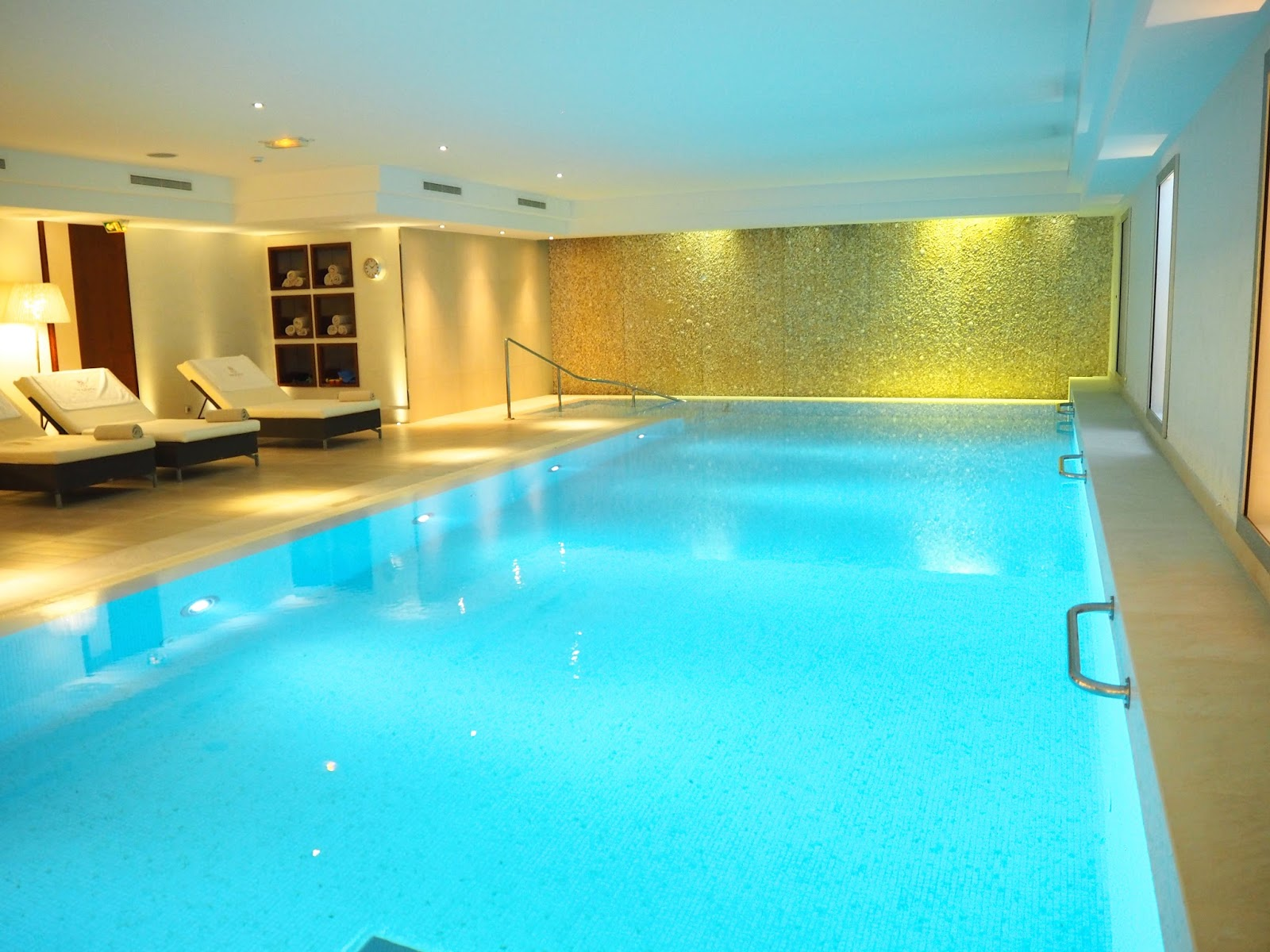 piscine majestic hotel-spa paris