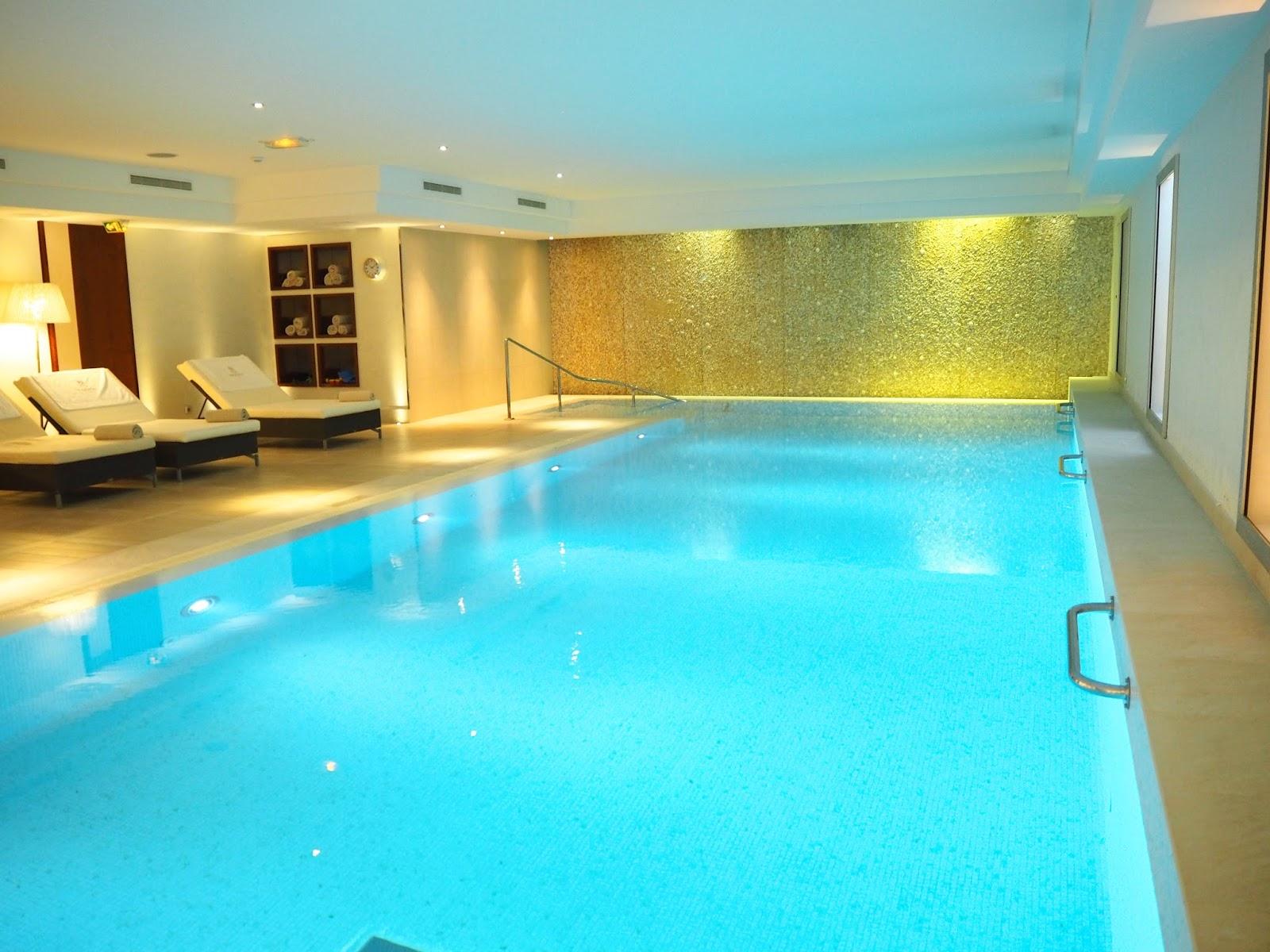 piscine majestic hotel-spa paris