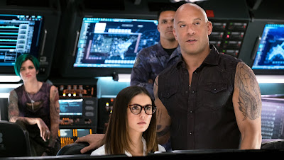Nina Dobrev and Vin Diesel in xXx: Return of Xander Cage (18)