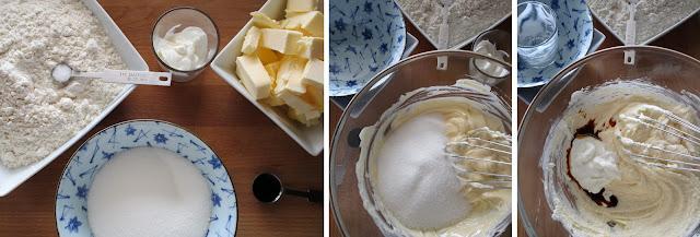 Galletas de azúcar (Siempredulces) - Elaboración Paso 1