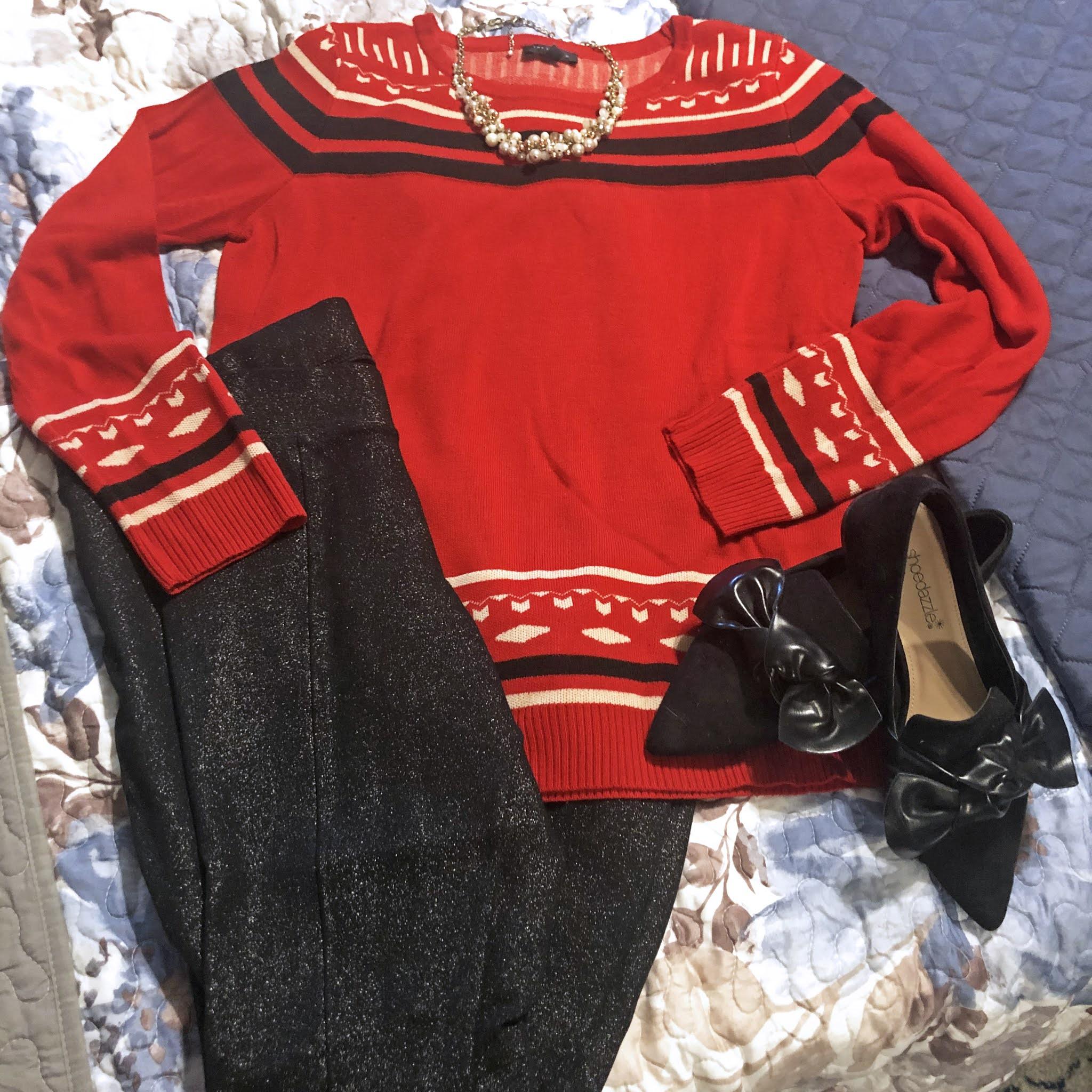 leggings_fairisle_sweater