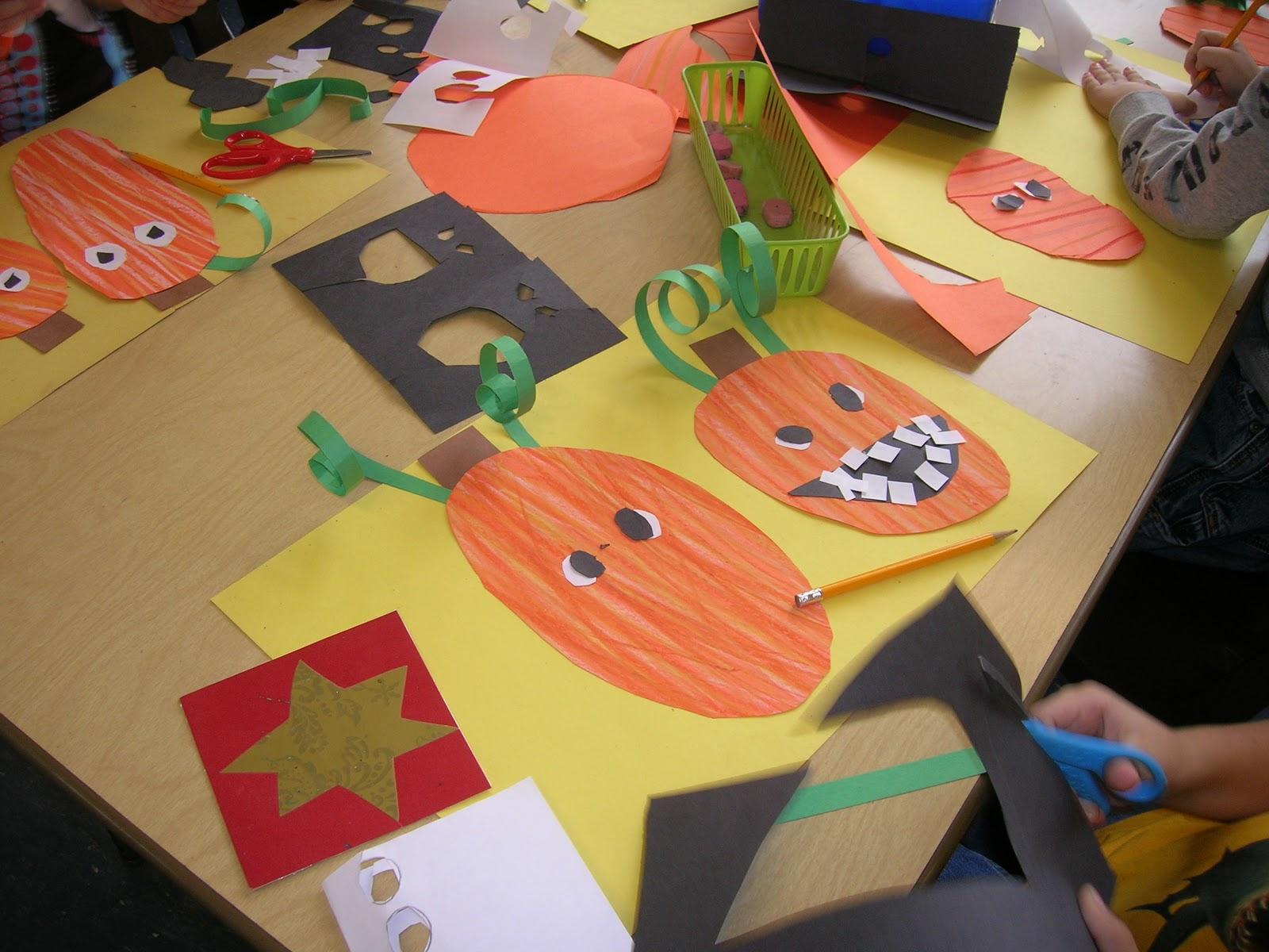 The Elementary Art Room October