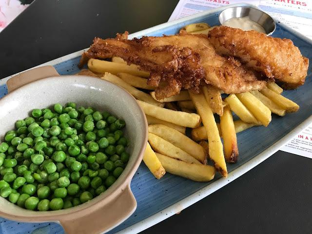 イギリス料理 フィッシュアンドチップス