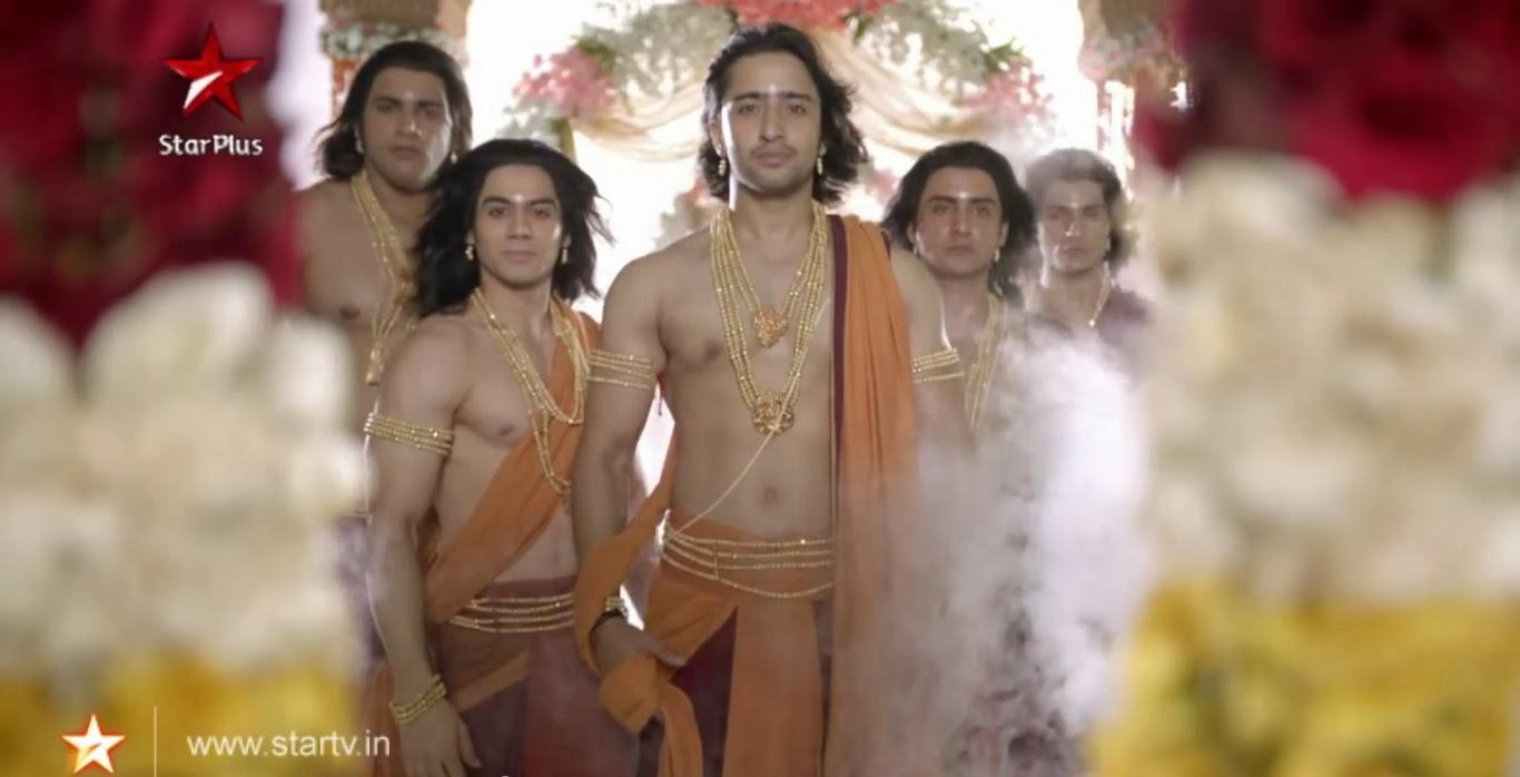 Karna entry Mahabharat star plus