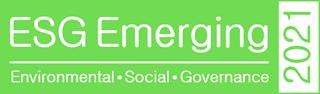 2021 List of ESG Emerging Companies