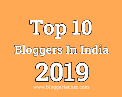 top-10-blogger-in-india