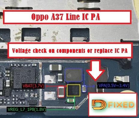 Cara Perbaiki Oppo A37 Lemah Sinyal Dan No Network