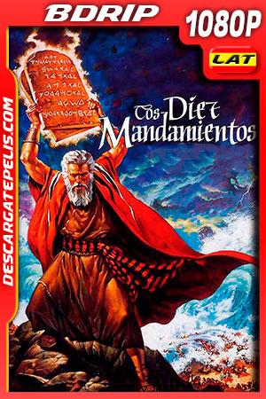 Los diez mandamientos (1956) 1080p BDrip Latino – Ingles