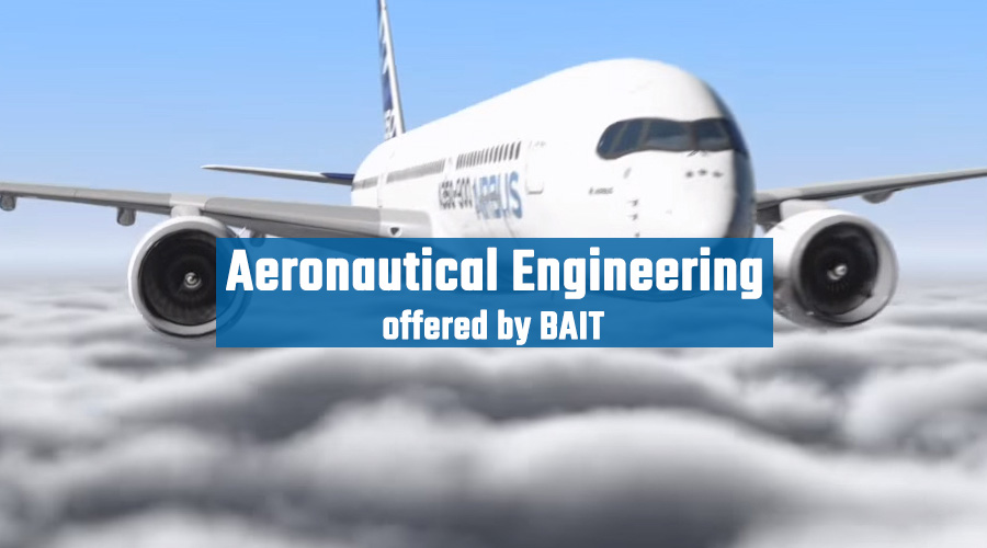 Aeronautical Engineering Course offered by BAIT