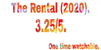 The Rental (2020) movie rating