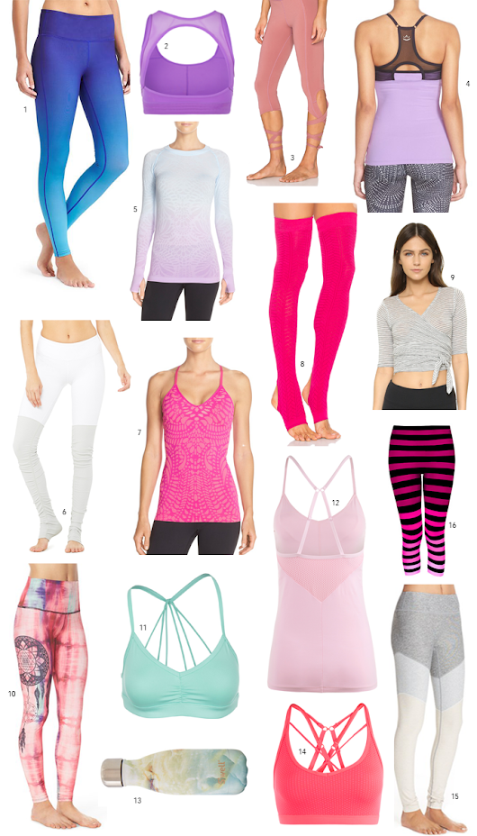 Workout Wednesday: Sweat in Style this Spring