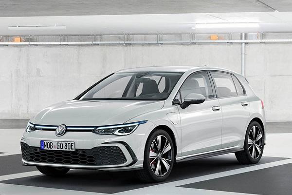 Volkswagen Golf VIII GTE 2020