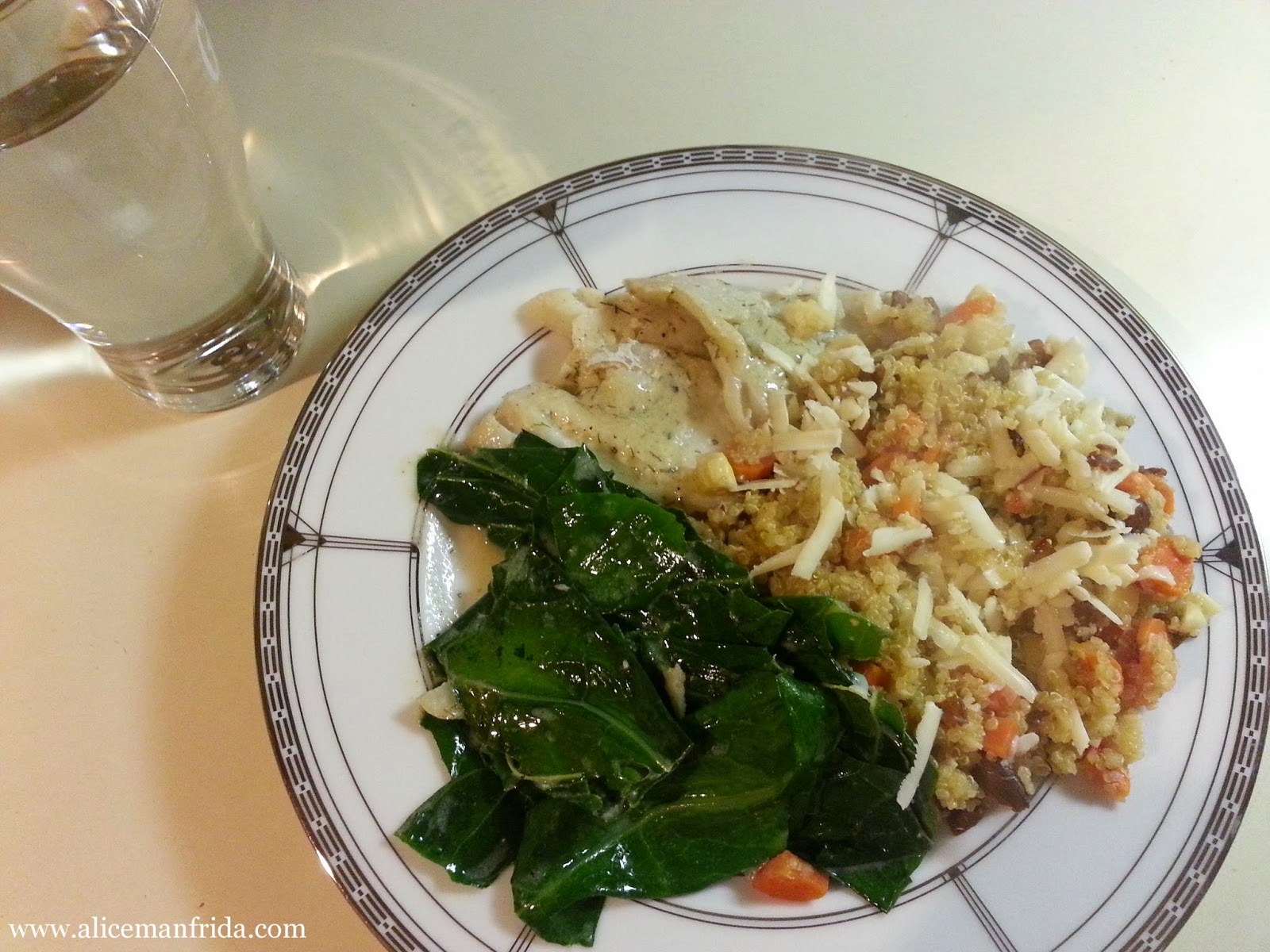 What I Ate Today, Tasty Tuesday, healthy, dinner, supper