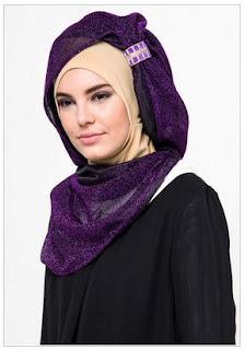 Koleksi Hijab Modern Terpopuler