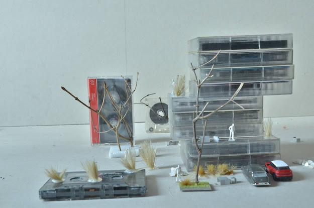 tape houses